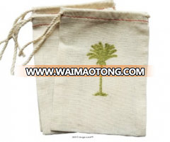 Design Corral Palm Tree Favor Bags Wedding Favor Bags, Goodie Bag Ideas, Candy Bags