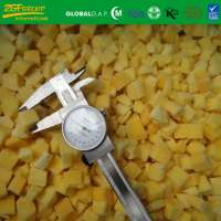 Frozen Vegatables IQF Diced Mango 10*10mm