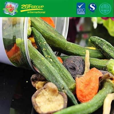 HOT SALE Vacuum dried  mixed vegetables