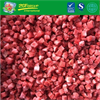 High QualityIQF Diced Strawberry 6MM