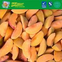 New Crop IQF Cut Apricot With A Good Price