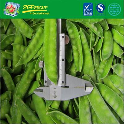 Chinese Top Quality IQF Pea Pods