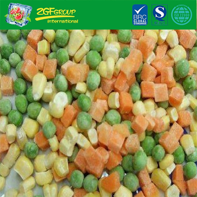 IQF Mixed Vegetables(corn&green pea&carrot)
