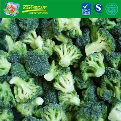 IQF Frozen Broccoli (the size can be according to your requirements)