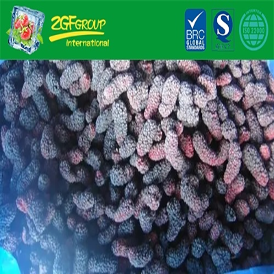 High Grade IQF Mulberry