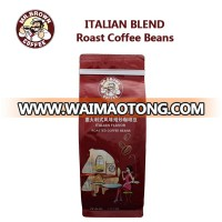 Dark Espresso Italian Fresh Roasted Coffee Beans Blend