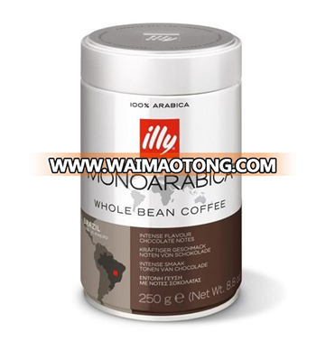 ILLY WHOLE BEAN COFF