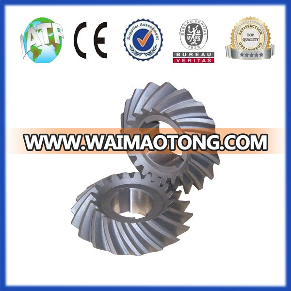 Transmission Bevel Gear Use in Autocar Gearbox