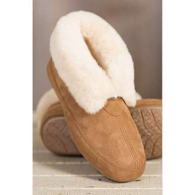 Comfort Sheepskin Shoes Slipper Home Shoes for Winter