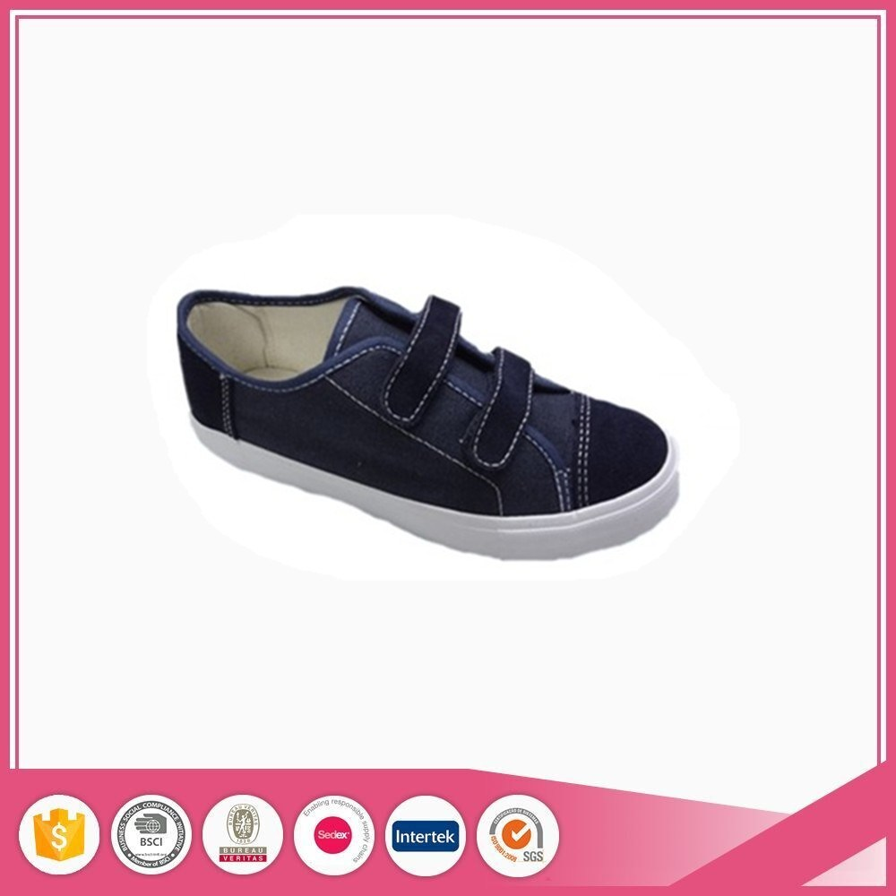 Boy Kids Injection Shoes with PVC or TPR Sole