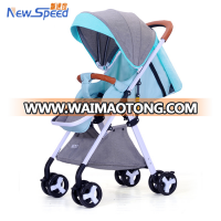 All Terrain mini Baby Stroller Travel system portable Light weight Pushchair infant carriage Australia For Christmas Holiday