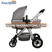 hot selling high view baby stroller/luxury stroller high landscape stroller/high quite elegant baby stroller in stock