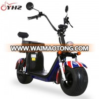 citycoco coc electric scooter eec with big tyre