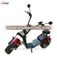 2018 EEC COC Approved electric scooter city coco, fashion citycoco scooter with removable battery