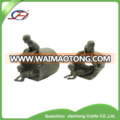water port resin customized polyresin crafts resin artificial