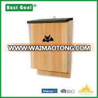 Cheap Hand Crafted Wood Bat House for Bat Shelter and Nesting Box