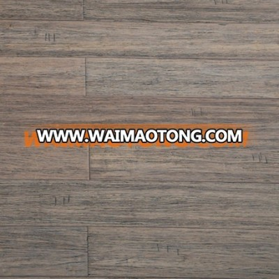Cheap Stained strand woven Indoor bamboo flooring