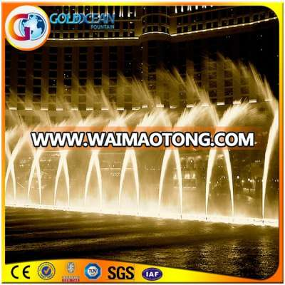 New Popular Indoor or Outdoor Garden Music Dancing Water Fountain