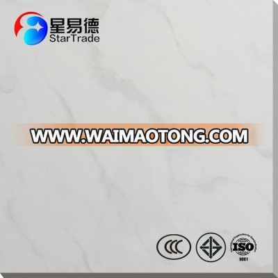 Wholesale anti-skid black and white living room porcelain tiles floor ceramic tile prices 600x6