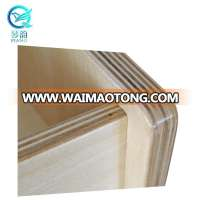 Cheap price WBP Glue 9mm 12mm 15mm 18mm 4x8 Veneer Plywood
