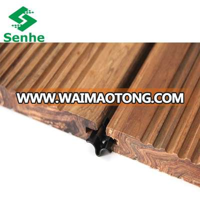 Eco Forest Outdoor Strand Bamboo Decking with 30mm Thickness