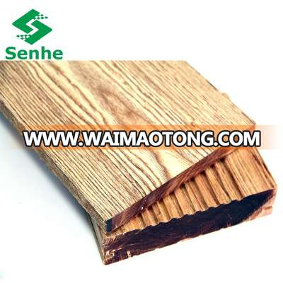 New Design Outdoor Bamboo Flooring Tile with Strand Woven Bamboo
