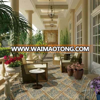 Rustic Glazed Outdoor Floor Tiles for balcony Floor Covering