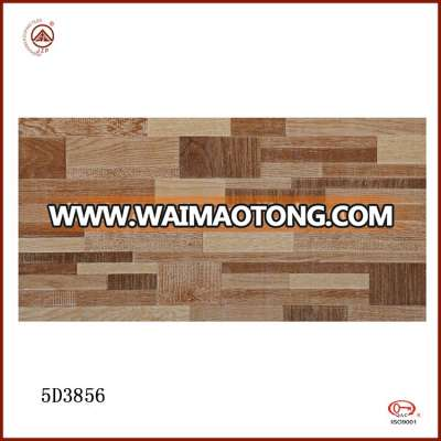 Wholesale Decorative 3d Spliced Wood Grain Bathroom Wall Tile