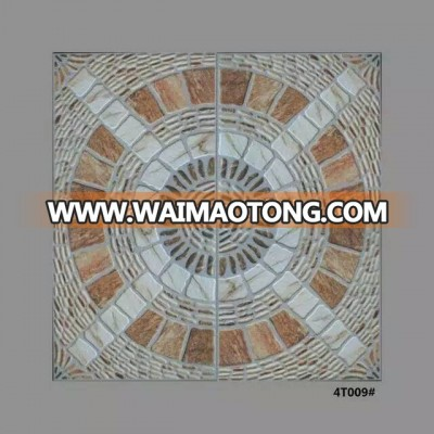 Hot sales bathroom floors anti slip 400*400mm porcelain exterior wall tiles