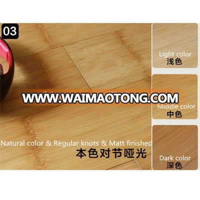 For bedroom bamboo flooring,New High quality bamboo flooring with Carbonized natural white color Sol
