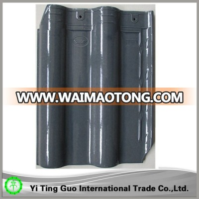 grey color ceramic roof tiles / whatsApp:+8615333762678