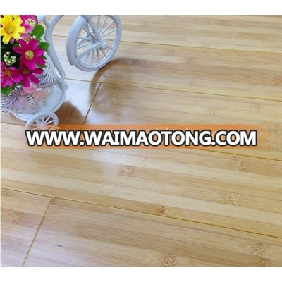 CE certified Pure Green Horizontal Carbonized Solid Bamboo Flooring
