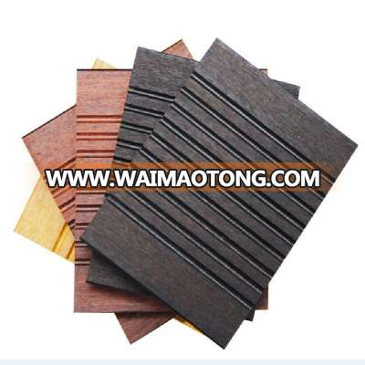 2018 Factory directly supplies cheap price bamboo floor solid carbonized outdoor strand woven eco fo