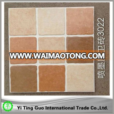 inkjet ceramic bathroom tiles design