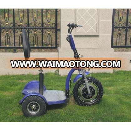3 wheel electric golf scooter,electric scooter with golf cart