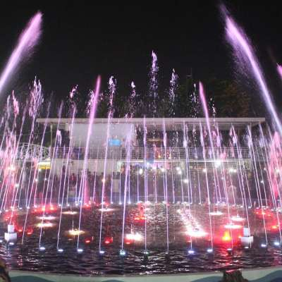 China Colorful Water Fountain