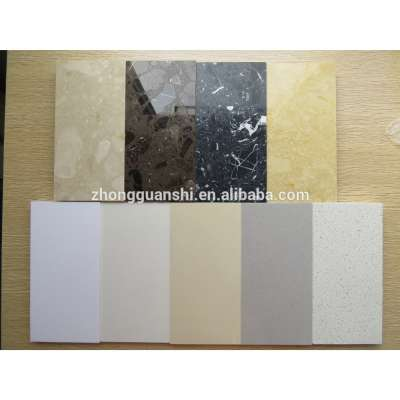 Good Quality Polished Artificial Marble Floor Tile