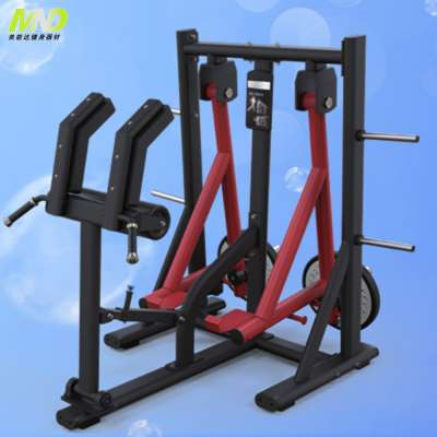 New gym equipment free weight plate loaded machine fitness equipment hip machine for gym