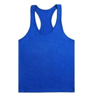 Activewear Plain Dropship Fitness Clothes Sport Products Tank Top Men Fitness Body Building Clothes