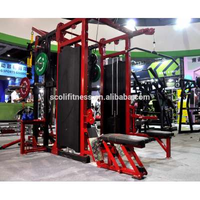 HD ELITE Power Rack / body building fitness equipment / gym machine