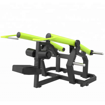 New arrival plate loaded seated triceps dip gym strength training equipment free weight fitness equipment