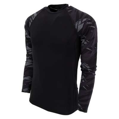 Body Building Wholesale Fitness New 2018 Design T Shirt Gym Base Layers Running Tight Men Sports Wea