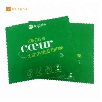 100% polyester microfiber cleaning cloth