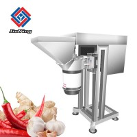 Industrial Commercial Tomato Chili Sauce Paste Processing Machine/ Ginger Garlic Chili Paste Making