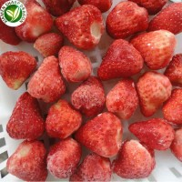 Bulk fruit pulp production price iqf frozen strawberry specifications of price