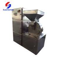 Hazelnut Kernel Grinder Mill Various Nuts Universal Grinder Mill Food Flour Mill Grinder with Dust C