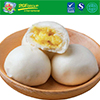 Chinese Healthy Snack Pastry WithFrozen Milk yellow bag Bean paste Chinese Dim Sum