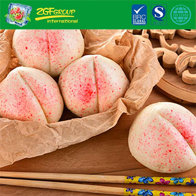 2020 Wholesalers Popular Frozen  Fresh Foods Chinese Dim Sun Shou Tao Bao