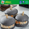 Halal Frozen Food Wholesale Chinese Breakfast Dim Sum Charcoal Seafood Burger