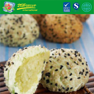 Halal Frozen Food Wholesale Chinese Breakfast Dim Sum Sesame Pau -  Pandan Kaya